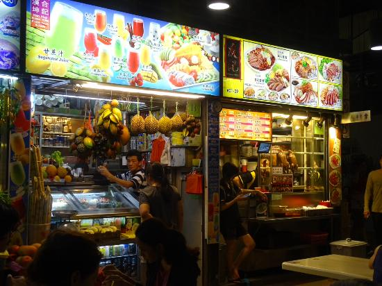 Satay Skewers Picture Of Newton Hawker Centre Singapore