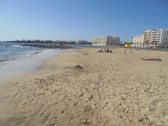Arrecife, Spain: PLAYA DEL REDUCTO