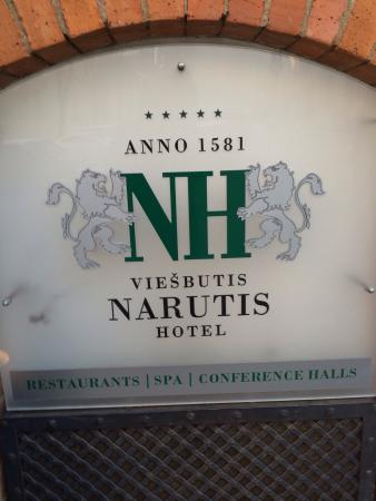 Narutis Hotel: photo0.jpg