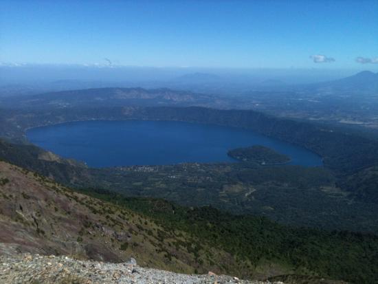 Santa Ana Volcano: Lago de Coatepeque
