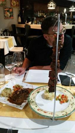 La Cuadra: the steak