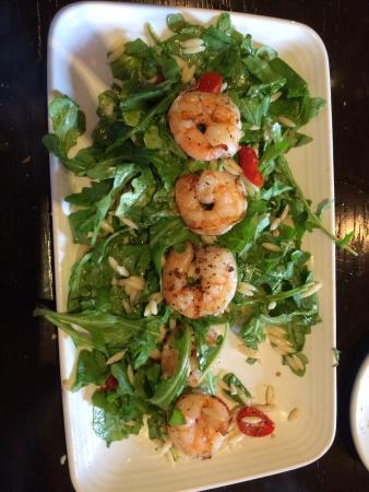 Arden, Carolina del Norte: Shrimp Salad