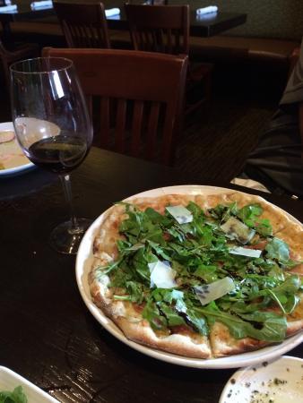 Arden, Carolina del Norte: Argula Pizza with Ham