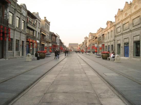 Qianmen Main Street Mall: ถนนเฉียนเหมิน (Qianmen)