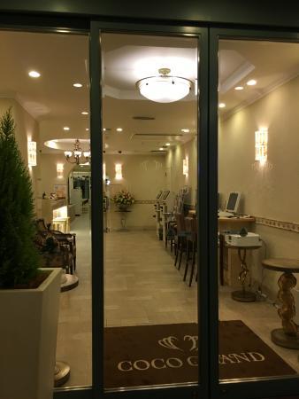 Hotel Coco Grand Kitasenju: ホテル ココ・グラン北千住