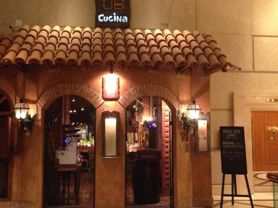 Cucina Restaurant Picture Of Jw Marriott Hotel Dubai Dubai