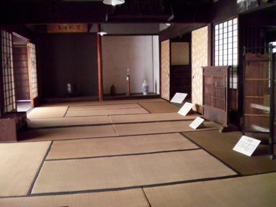 Ginan-cho, ญี่ปุ่น: 旧宮川家の座敷