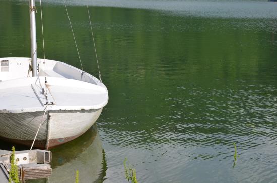 Minucciano, Италия: il lago