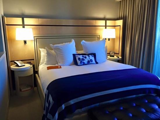 The Cosmopolitan of Las Vegas: Bedroom space
