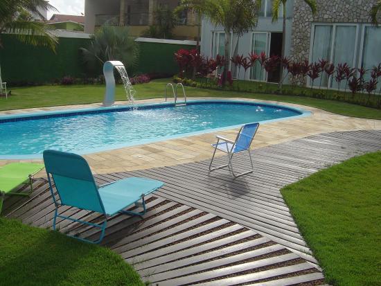 As Coloridas : piscina