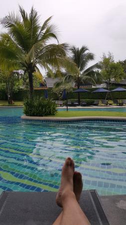 Holiday Inn Krabi Ao Nang Beach: 풀억세스룸