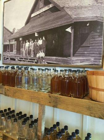 Manteo, Carolina del Nord: Buffalo City Exhibit
