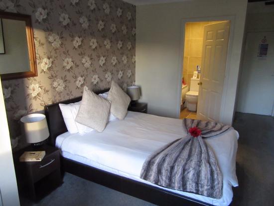 Stoford, UK: Ensuite Room