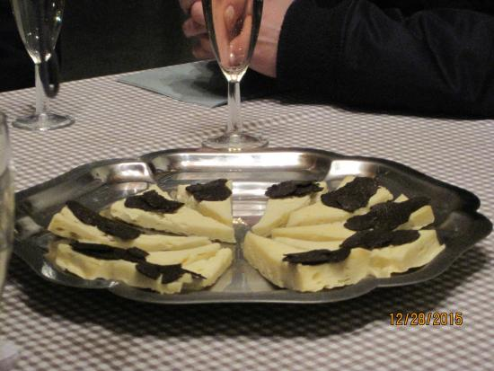 Cadenet, France : truffles, cheese, truffle oil, truffle salt