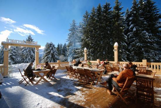 Espace convivial, Méribel Montagne et Snowboard