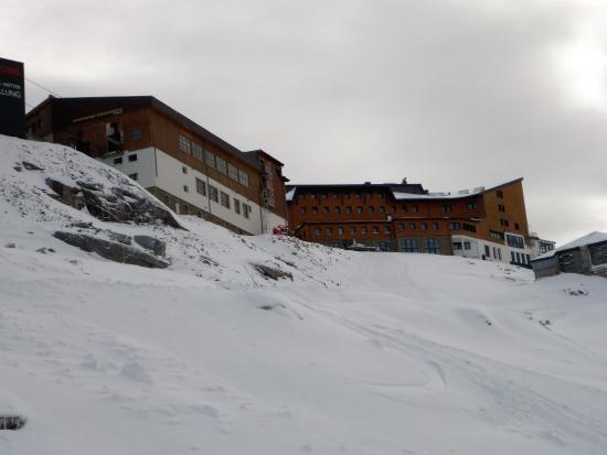 Уттендорф, Австрия: Hotel vom See