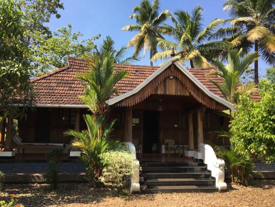 Nelpura Heritage Homestay: The homestay