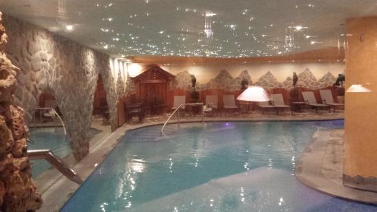 Sporthotel Rosatti: piscina
