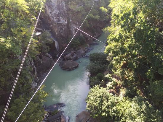Rio Perdido: Canyoning Zip Lines