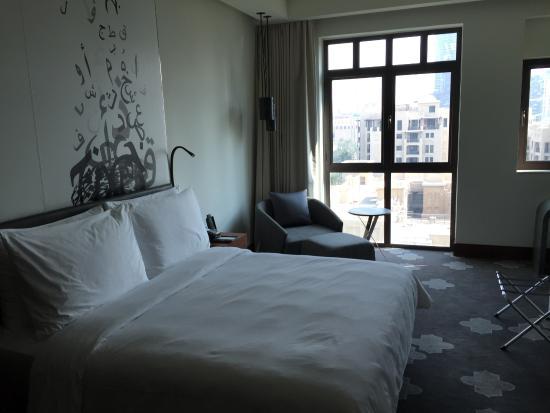 Manzil Downtown Dubai: Room