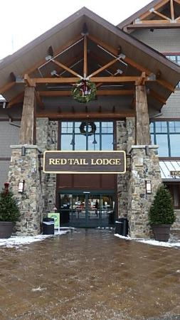 Mountain Creek: Red Tail Lodge