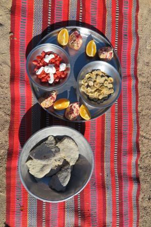 Sinai Safari - Day Tours: Breakfast - Fresh & Delicious