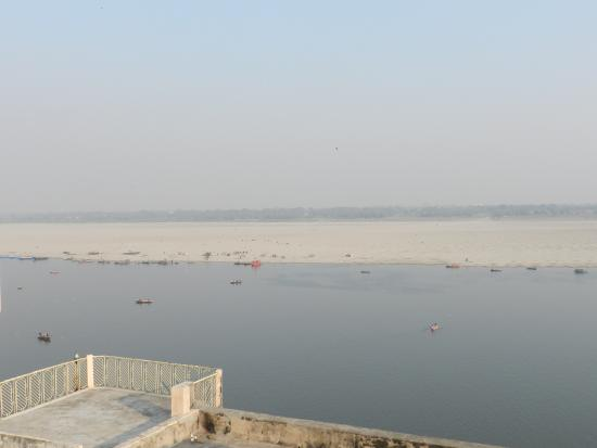 Buddha Guest House: Ganga View