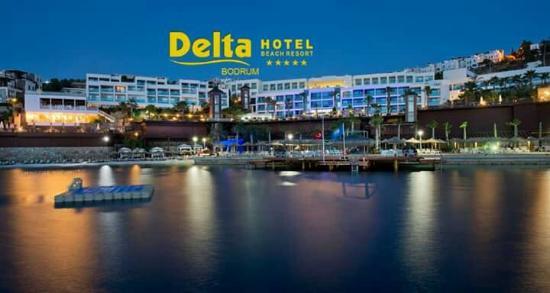 Delta Hotel Beach Resort
