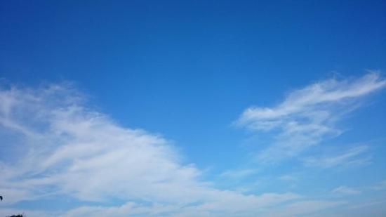 Paresa Resort Phuket: Blue sky