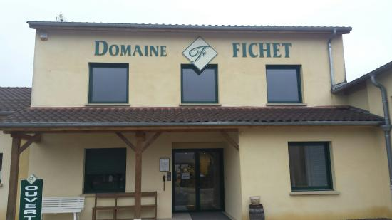 Ige, France: Domaine Fichet