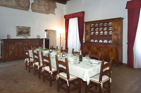 Castel Giorgio, Italia: salone delle feste