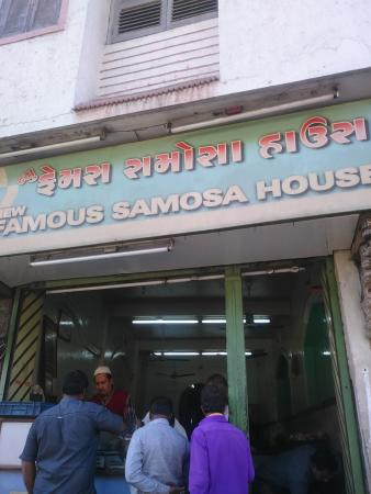 New Famous Samosa House
