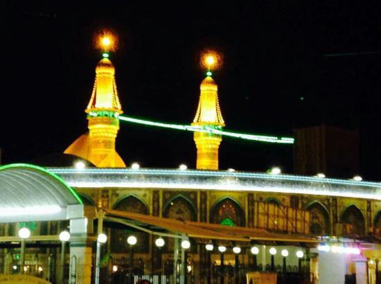imam hussains shrine picture of imam hussains shrine