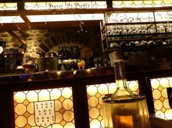 Hotel Croix Blanche Mont Saint Michel