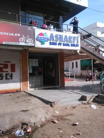 Asharfi Kulfi