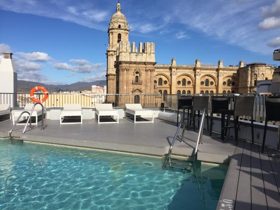 Photo9 Jpg Picture Of Hotel Molina Lario Malaga