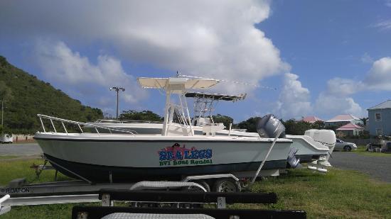 Sea Legs BVI Boat Rental