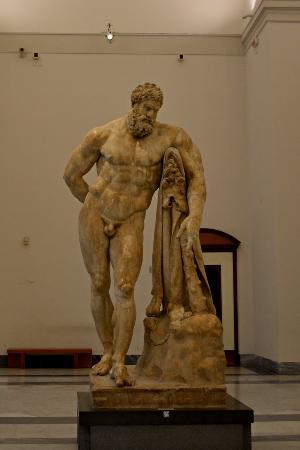 Vespasiano foto di museo archeologico nazionale di for Ercole farnese 2017