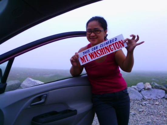 Mount Washington, NH : In Heaven