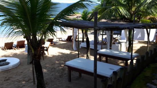 Conforto na praia - Picture of DPNY Beach Hotel   Spa, Ilhabela ... 9067f4dbd9