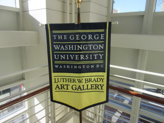 ‪Luther W. Brady Art Gallery, George Washington University‬