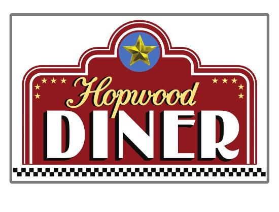 (NOT Rick's 50's Cafe) - Hopwood Diner in Hopwood, PA