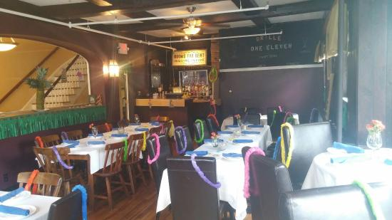 Littleton, NH: Grille One Eleven