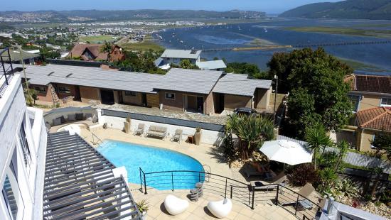 Villa Afrikana Guest Suites: Our Room View