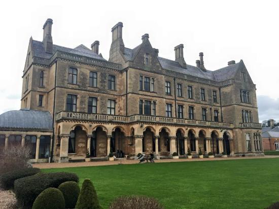 Mercure Warwickshire Walton Hall Hotel And Spa Tripadvisor