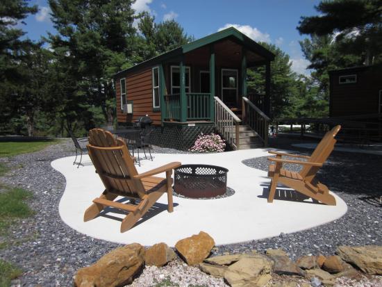 Elizabethtown, Pensilvania: Studio Deluxe Cabin