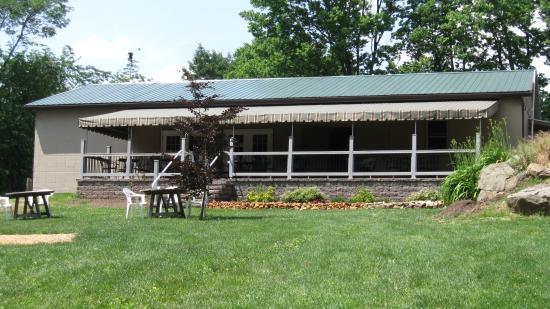Elizabethtown, Pensilvania: Veranda