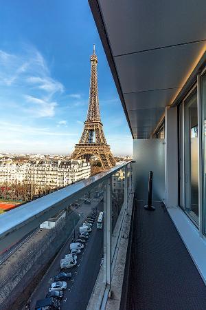 Room 908 Picture Of Pullman Paris Tour Eiffel Paris