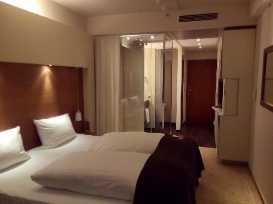 Quarto do hotel bild von pullman dresden newa dresden for Pullman hotel dresden