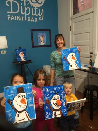 Sip & Dipity Paint Bar